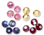 Preciosa Czech Crystal Beads