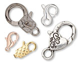 Lobster Claw Clasps