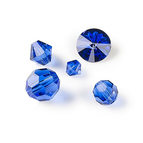 Crystal Majestic Blue - Swarovski crystals Innovations for Spring/Summer 2019