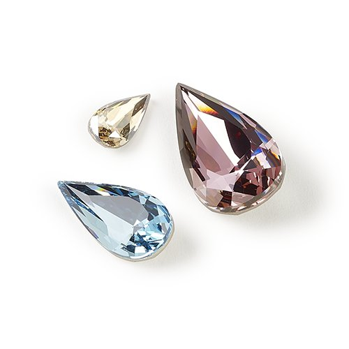 Teardrop Fancy Stone - Article no. 4322 - Swarovski crystals Innovations for Spring/Summer 2019