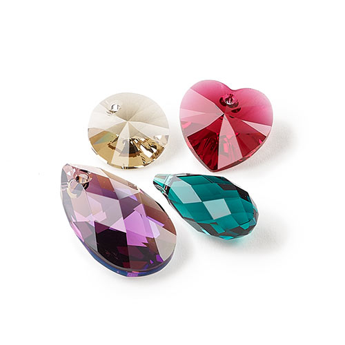 Pendants and Drops Line Additions - Swarovski crystal Innovations for Fall/Winter 2019-20