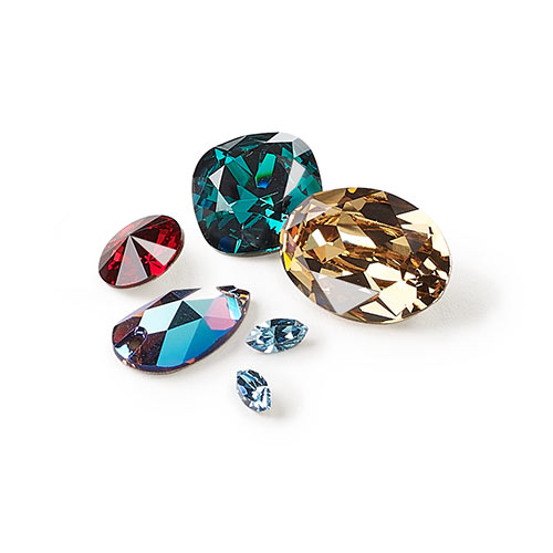 Rhinestones and Fancy Stones Line Additions - Swarovski crystal Innovations for Fall/Winter 2019-20