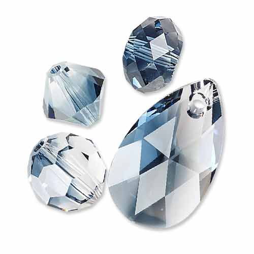 New SWAROVSKI ELEMENTS Color for Fall-Winter 2014-15 - Crystal Clear Montana Blend