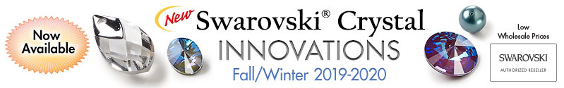 Innovations from Swarovski crystal - Fall & Winter 2019-20
