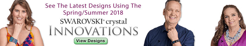 Design Ideas featuring Swarovski Innovations for Spring/Summer 2018