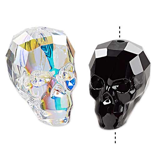 Skull Bead - Article no. 5750 - SWAROVSKI ELEMENTS for Spring/Summer 2015