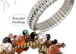 Shop for Bracelet Findings