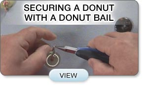 Featured Video - Securing a Donut with a Donut Bail