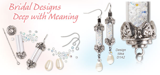 Bridal Designs Deep with Meaning