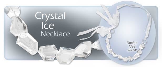 Crystal Ice Necklace