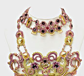 Cultural Inspiration: Indian-Inspired Wedding Jewelry