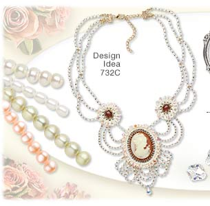 Design Idea 732C Necklace