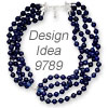 Design Idea 9789 Necklace