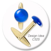 Design Idea C32S Cuff Links