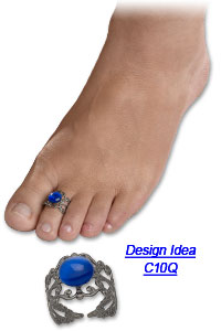Fabulous Foot Jewelry