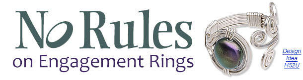 No Rules on Engagement Rings