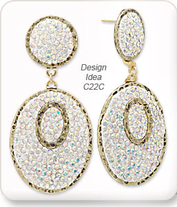 Design Idea C22C Earrings