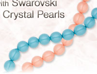 Unforgettable Weddings with Swarovski Crystal Pearls
