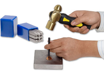 Stamp Punches and Tools
