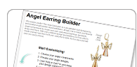 Angel Earring Builder