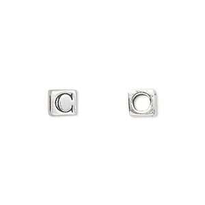 50 Rajasthani Sterling Silver 2x2mm Square Cube Beads