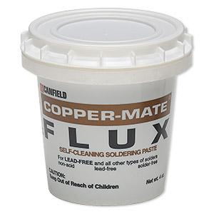 Flux paste, Copper-Mate®. Sold per 4-ounce jar.