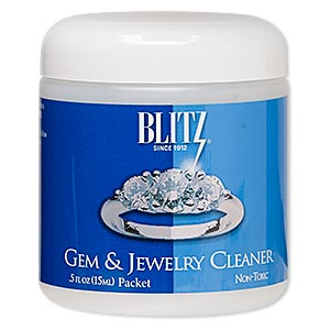 Item Number H20-6159BS Blitz® Gem and Pearl Cleaner