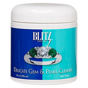 Item Number H20-6160BS Blitz® Delicate Gem and Pearl Cleaner