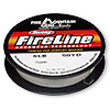 Thread, Berkley® FireLine®, gel-spun polyethylene, crystal, 0.15mm diameter, 6-pound test. Sold per 50-yard spool.