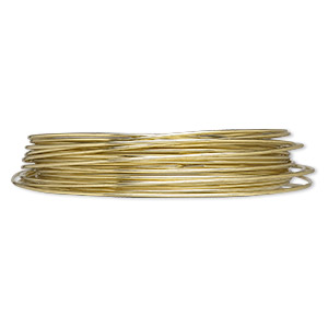 Antique Brass Artistic Wire 28-Gauge 1//4 Pound