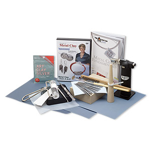 art clay silver starter set with instructional dvd. sold per set.