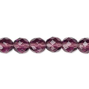Discontinued Rare Czech Glass 8 Strand 8 Strand Premium Czech Glass Discontinued and Rare Glass Beads Glass Beads Czech Glass Beads