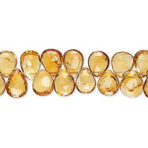 8 inch long strand faceted SMOKY Marquise beads 11 x 19 12 x 23 mm