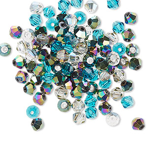 b64032713349d Faceted Glass Beads - Fire Mountain Gems and Beads