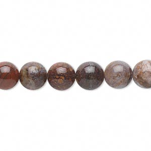 bead, pietersite (natural), 8mm round, b grade, mohs hardness 6-1/2 to 7. sold per 16-inch strand.
