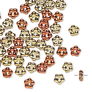 CaliforniaGoldRush Czech Beads Fire Mountain Gems and Beads