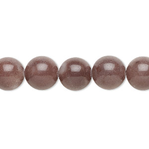 bead, purple aventurine (natural), 10mm round, b grade, mohs hardness 7. sold per 16-inch strand.