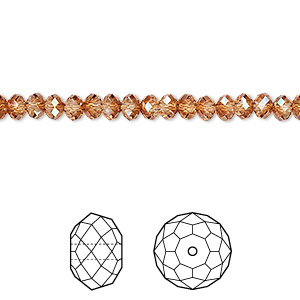 4  strands quality 3mm-3.50mm  Gold Pyrite faceted rondelle beads,Center Drilled  gemstone Beads 13 inch R043