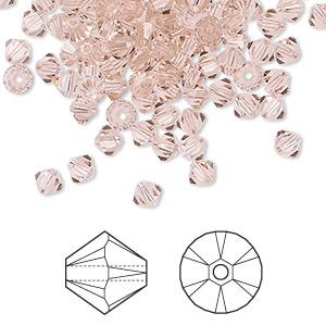 9efe1e5ee398 Swarovski Vintage Rose Beads - Fire Mountain Gems and Beads