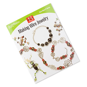 Book Making Wire Jewelry BeadButtonR Projects Easy Does It Series Sold Individually