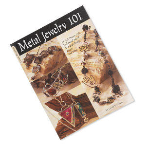 book, metal jewelry 101 by linda peterson. sold individually.