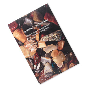 book, modern rock tumbling by steve hart. sold individually.