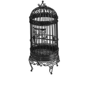 display, steel, black, 6-1/2x2-3/4 inch bird cage stand. sold individually.