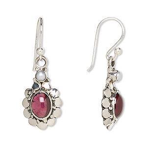 Gemstone Earrings Fire Mountain Gems And Beads