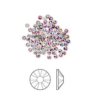 53830e0760529 Swarovski AB Rhinestones - Fire Mountain Gems and Beads