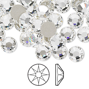a675476a0 Swarovski Clear - Fire Mountain Gems and Beads