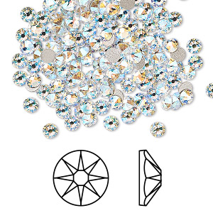 96d8573176a132 Swarovski Shimmer Rhinestones - Fire Mountain Gems and Beads