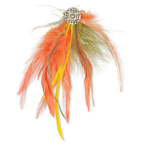 Feather Jewelry And Gifts Fire Mountain Gems And Beads