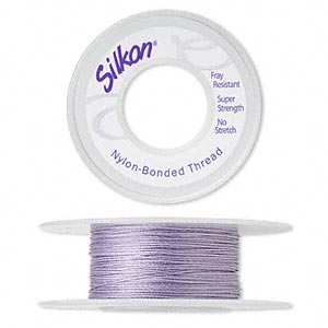 Thread Nylon Purples / Lavenders