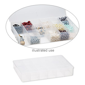 Storage Other Plastics Clear